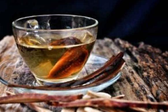 Как заваривать чай с грибом рейши