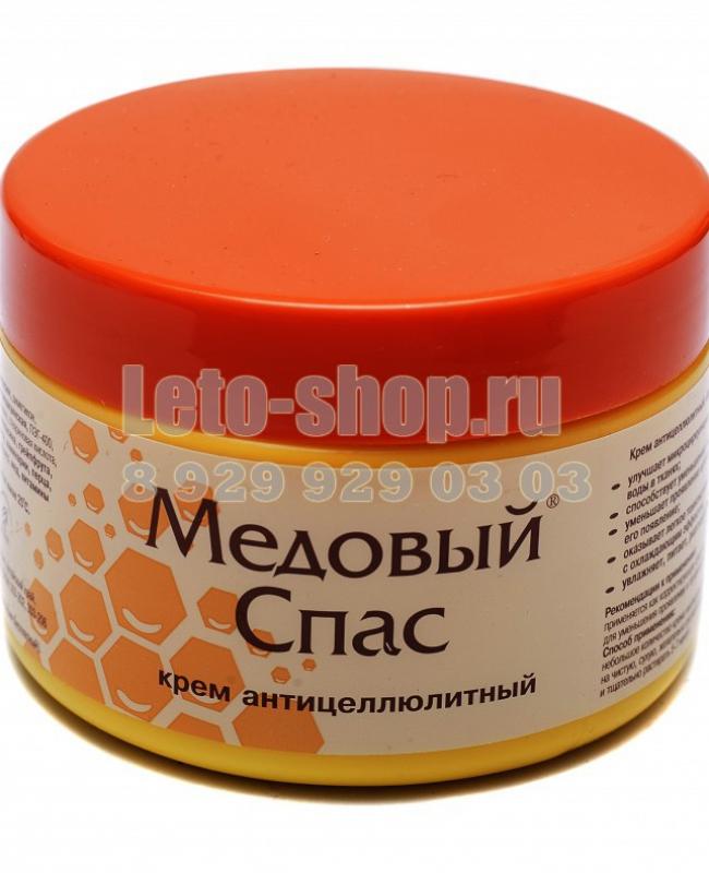 Крем Медовый Спас от простатита