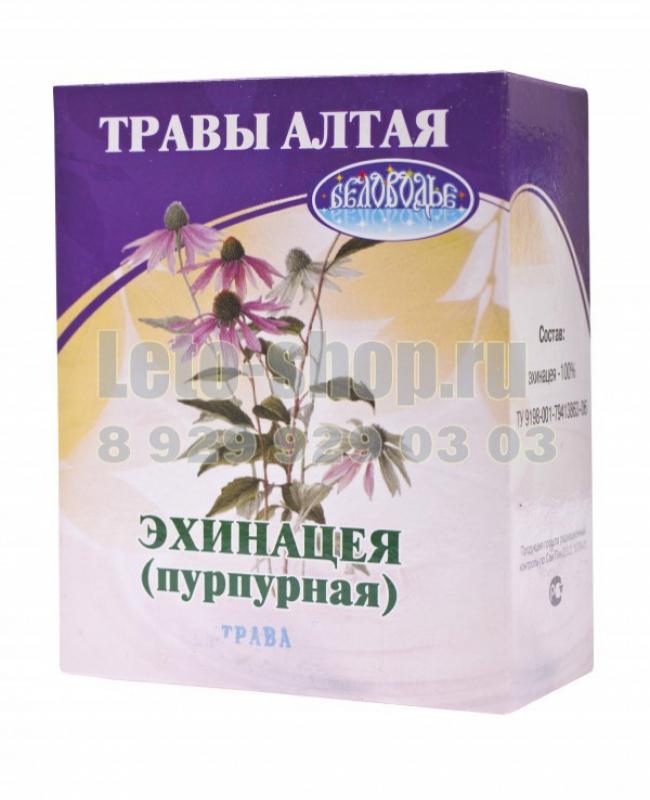 Трава эхинацея пурпурная инструкция по применению сборник инструкций.